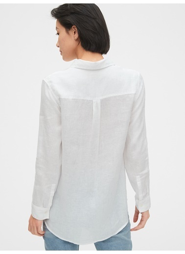 Gap Gömlek Beyaz